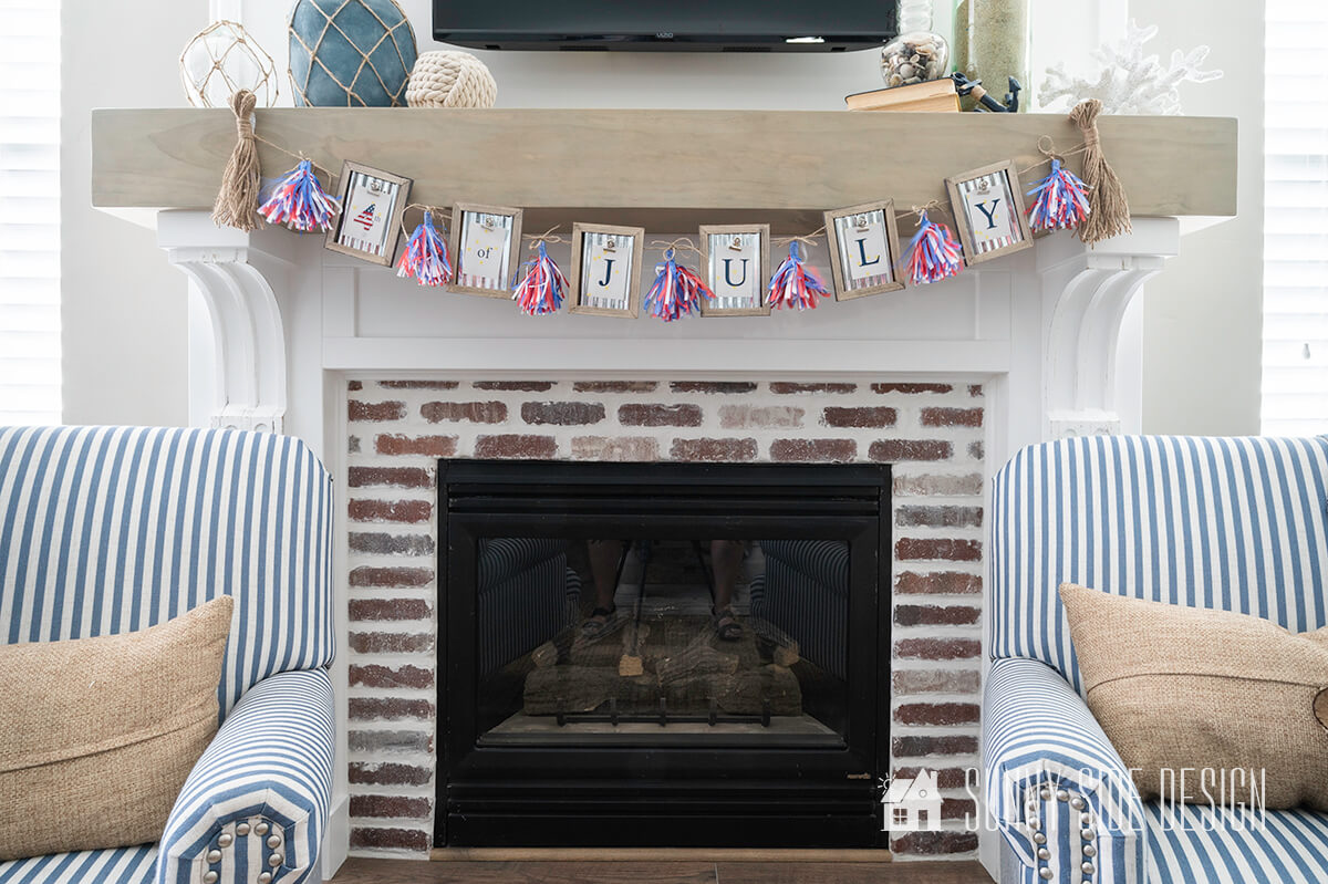 Simple Fourth of July Decor You can Make This Afternoon
