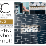 How To Install a Tile Shower Like a Pro For Beginners