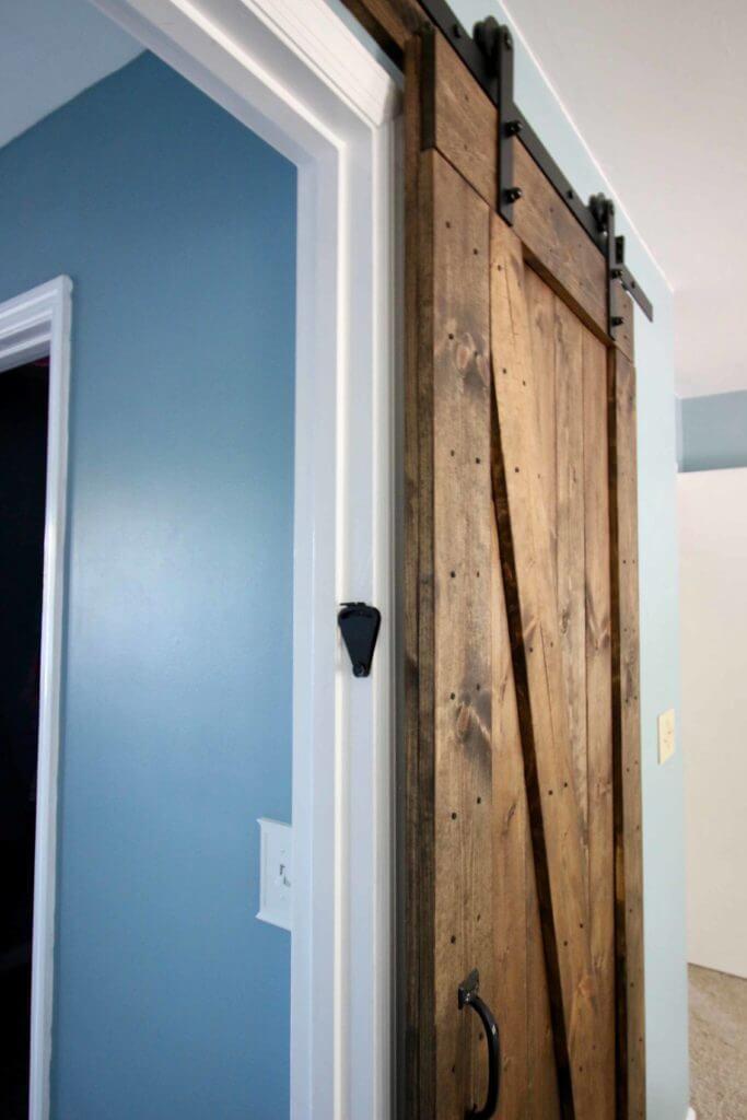 Barn Door Lock