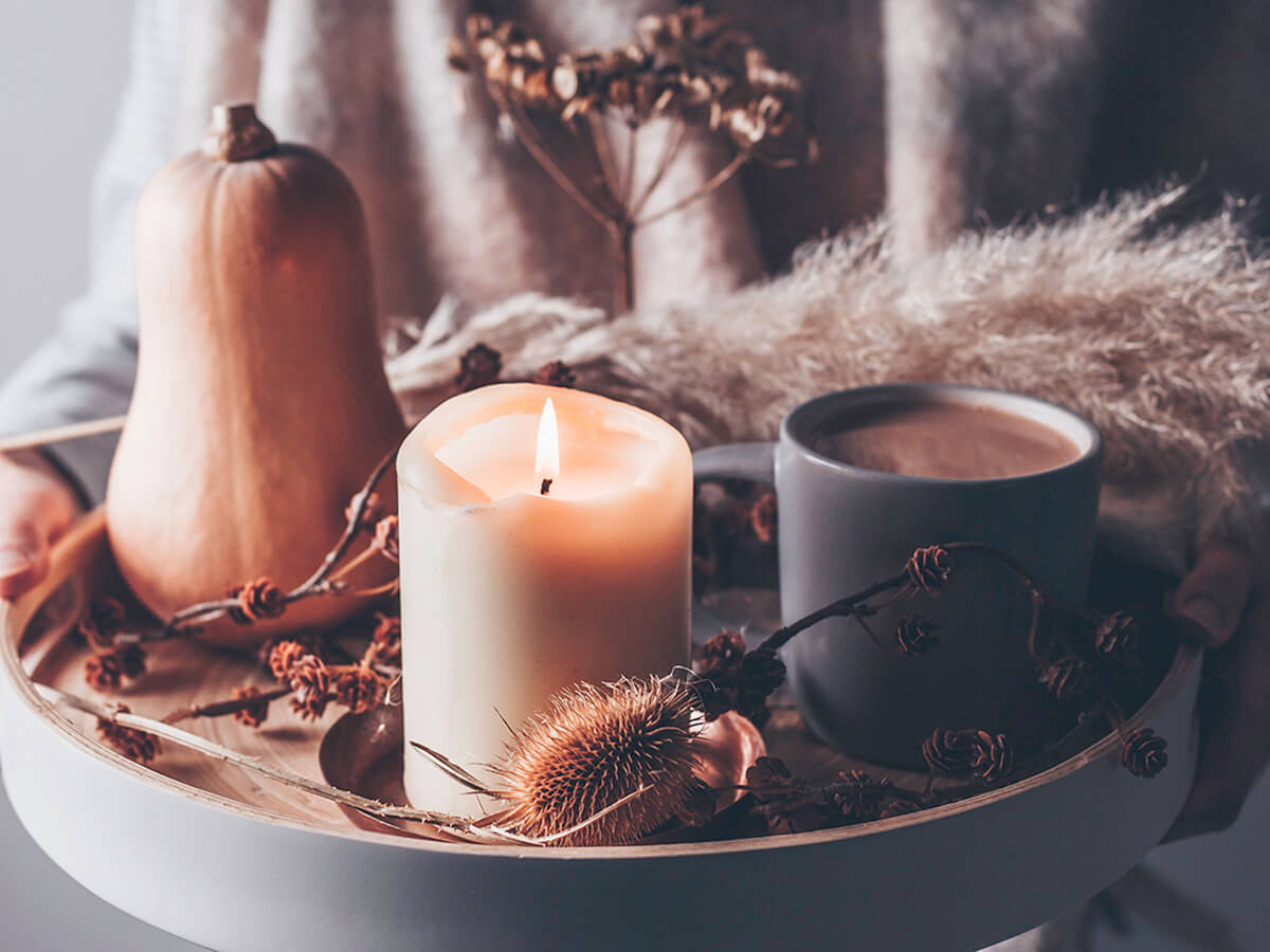 How to Make Your Home Cozy with Fall Decor