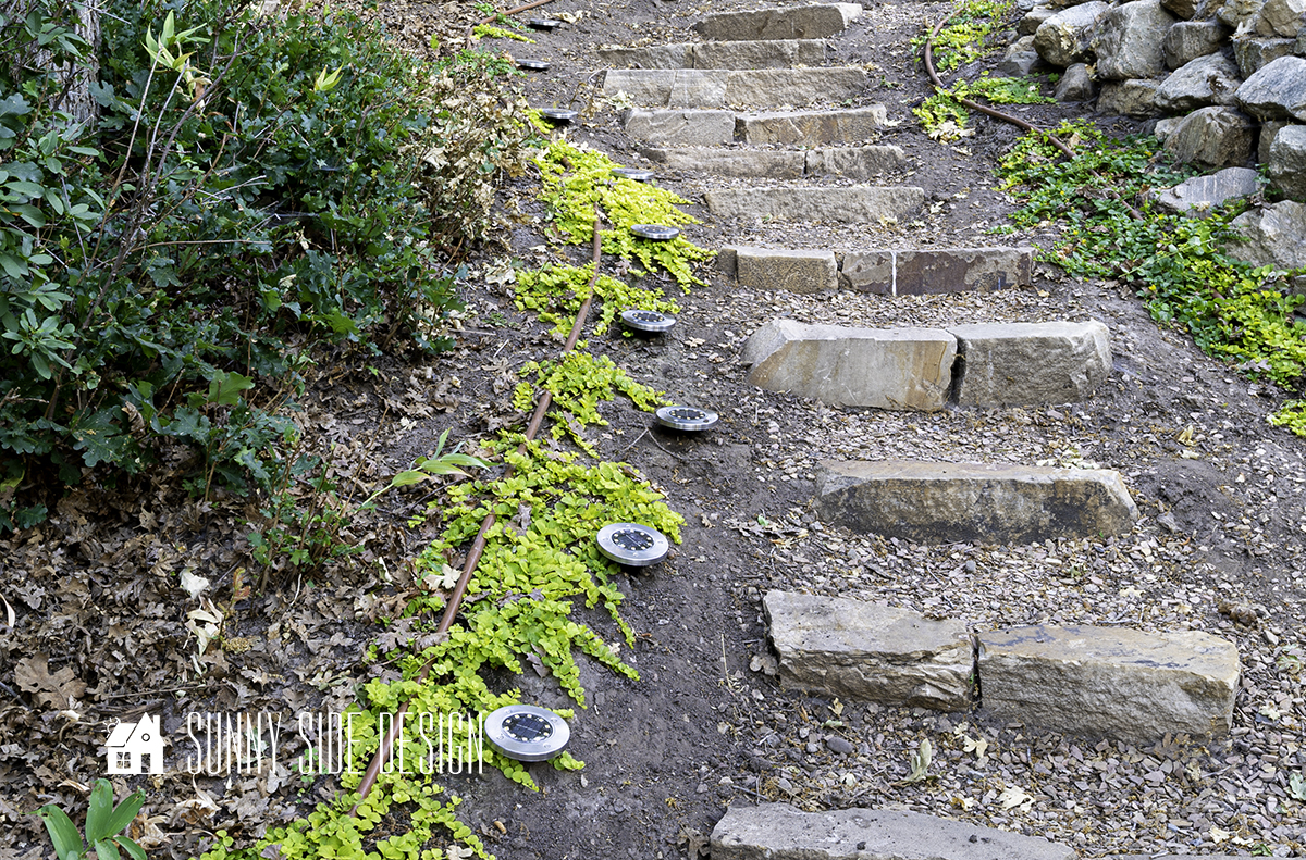Easy DIY Outdoor Stone Steps for Your Yard You'll Love