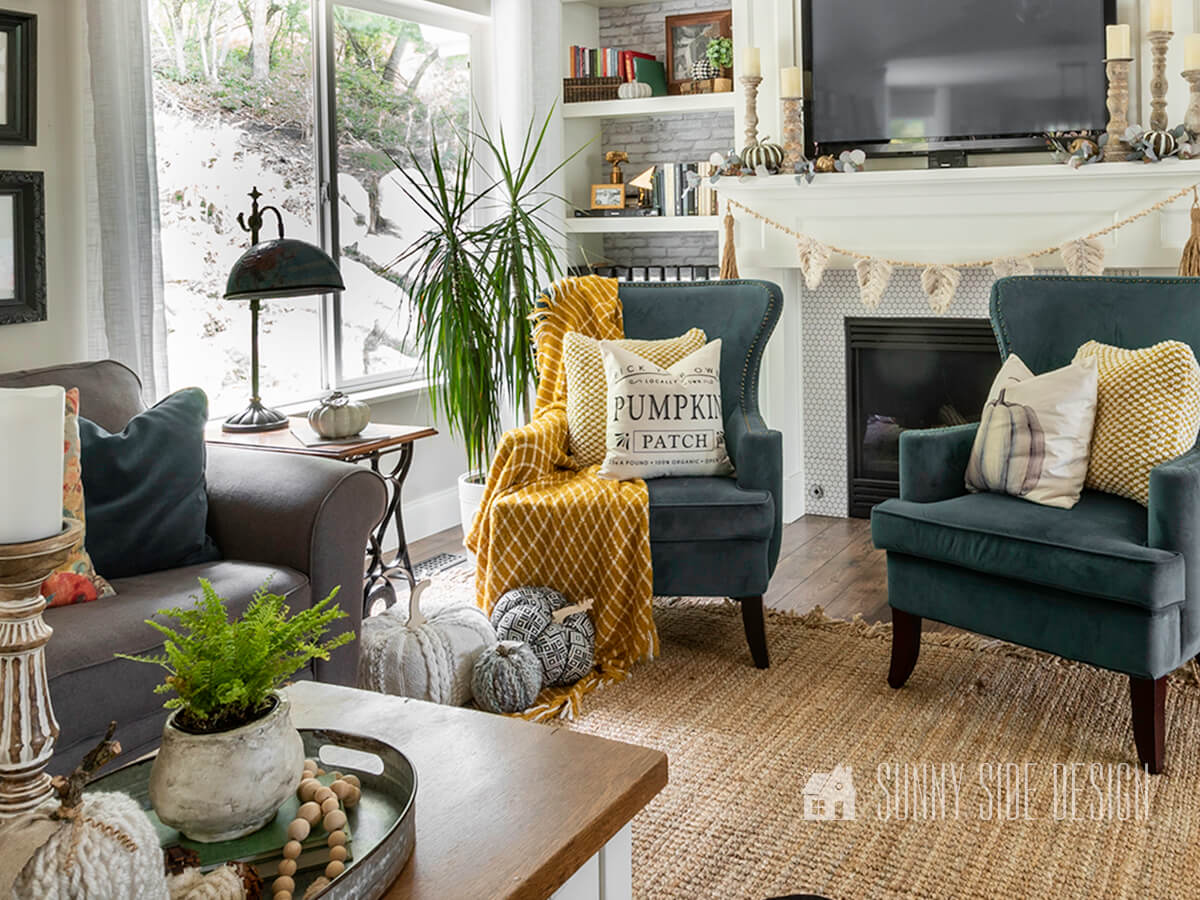 10 Affordable Fall Decor Ideas That Don't Look Cheap